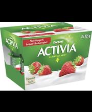 Activia jogurt 8 x 125 g, maasika