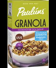 Paulúns Granola sarapuupähklite ja datlitega 450 g