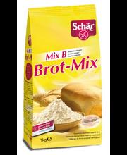Saiapulber Mix B 1 kg, gluteeni- ja laktoosivaba