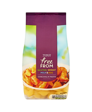 TESCO FREE FROM PASTA, CONCHIGLIE 500G