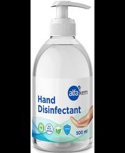 Käte desinfitseerimisgeel Alfa Kem 500 ml