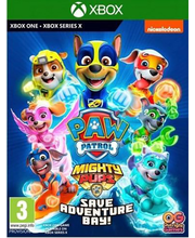 Xbox One mäng Paw Patrol - Mighty Pups