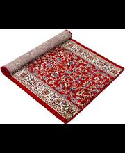 Vaip 140 x 195  cm, punane, viskoos, 3000 g