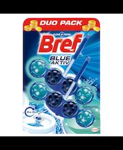 Bref Blue Aktiv Eucalyptus WC-värskendaja Duo-Pack 2 x 50 g