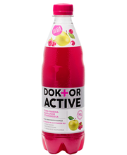 Dr. Active õuna-vaarika 500 ml