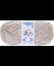 Lõng  Perfect Cotton 100 g, kreem