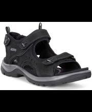 Naiste sandaalid Andes, must 41