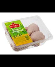 Jahutatud kana poolkoivad 550 g