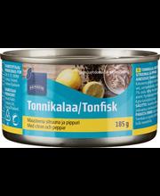Tuunikala sidruni ja pipraga 185/110 g