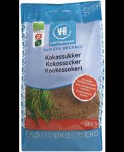 Urtekram orgaaniline kookossuhkur, 280 ml