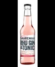 Saaremaa RHU G&T kokteilijook 4,5% 275ml