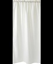 Pimenduskardin Greta  140 x 250 cm, valge, 100% polüester