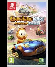 NSW mäng Garfield Kart: Furious Racing