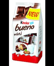 Kinder Bueno mini piimašokolaadivahvel pähklitäidisega 108 g