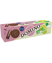 Domino kakaoküpsised pirnimaitselise täidisega175 g