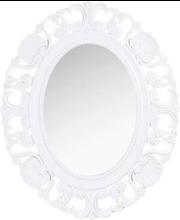 Peegel Romantic 45x55 cm, ovaalne