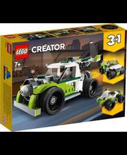 31103 Creator Reaktiivauto