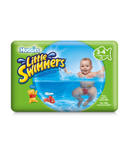 Huggies ujumismähkmed Little Swimmers 3-4, 7-15 kg, 12 tk
