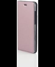 Wave'i BookCase-kaitseümbris telefonile Honor 9, roosakuldne