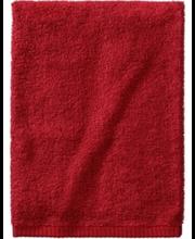 Froteerätik Minea 5070cm punane, 100 % puuvill