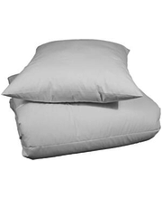 Tekk + padi Tarjanne 150x200 / 50x60 cm, valge