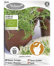 85404 Salatkress Organic
