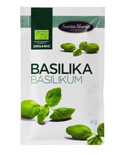 Basiilik 4 g, Organic