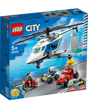 60243 City Tagaajamine politseikopteril