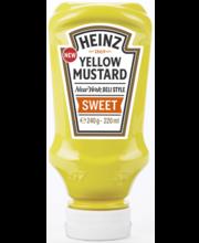 Heinz magus sinep meega, 220 ml