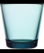 Joogiklaas Kartio 21 cl 2 tk, meresinine