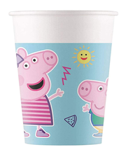 Peppa Pig joogitopsid, 200 ml, 8 tk