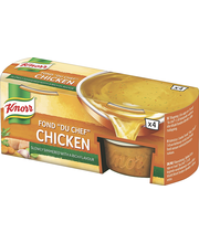 "Knorr Fond ""du Chef"" Chicken kanapuljongikontsentraadi portsj..."