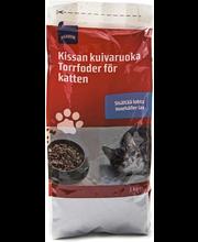 Kuivtoit kassidele lõhega 1 kg