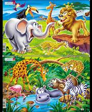 Puzzle Safari Midi