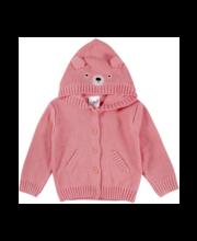 vauvojen neuletakki 250b381918 pinkki 74