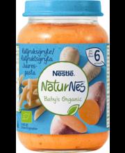 NaturNes juurviljapasta 190 g, alates 6-elukuust