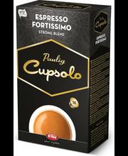 Kohvikapslid Espresso Fortissimo 115 g