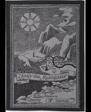 Köögirätik Muumioru kaart 50x70 cm
