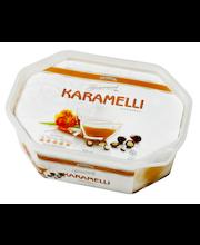 Gourmet karamellijäätis, 900 ml