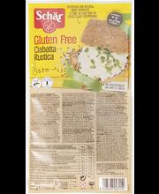 Schär gluteenivaba ciabatta 200 g