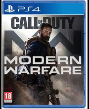 PS4 mäng Call of Duty: Modern Warfare