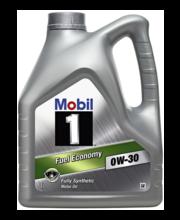 Mootoriõli 1 Fuel Economy  OW-30 4 L