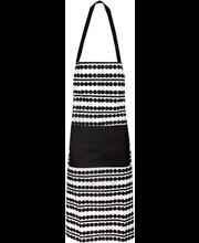 Põll Helmi Dots 60x90 cm, must/valge