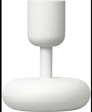Küünlajalg Nappula 10,7 cm, valge