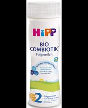 HIPP 2 BIO Combiotik jätkupiimasegu al.6k