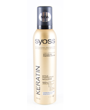 Juuksevaht Keratin hold 250 ml