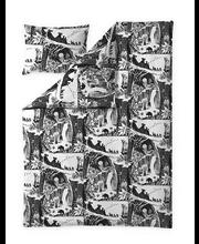 Voodipesukomplekt Muumi seiklus 150x210/50x60 cm