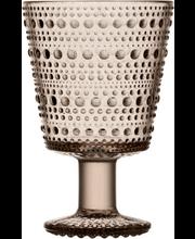 Klaas jalaga Kastehelmi 26 cl 2 tk, pellava