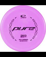 Discgolfi ketas Putter Zero Pure Soft, roosa