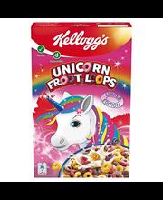 Kellogg`s Unicorn Froot Loops krõbinad, 375g